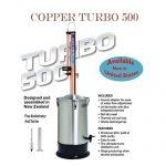 Copper Turbo 500 Distillation
