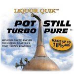 Liquor Quick Pectic Enzyme Yeast