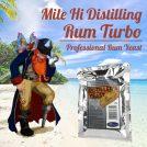 Mile Hi Distilling Rum Turbo Professional Yeast
