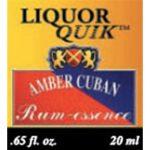 Amber Cuban Rum Essence - Liquor Quik (20ml)
