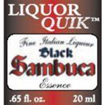 Black Sambuca Essence - Liquor Quik (20ml)