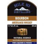 Mile Hi Bourbon Whiskey Essence (50ml)