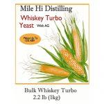 mile hi distilling bulk whiskey yeast
