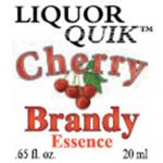 Liquor Quik Cherry Brandy Essence 500ml