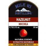 Mile Hi Hazelnut Liqueur Essence (50ml)
