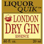London Dry Gin Essence - Liquor Quik (20ml)