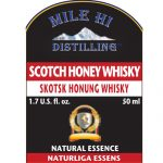 Mile Hi Scotch Honey Whiskey Essence (50ML)