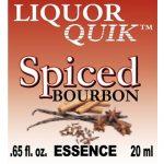 Liquor Quik Spiced Bourbon Essence 500ml