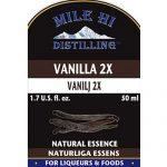 Mile Hi Vanilla 2X Essence (50ml)