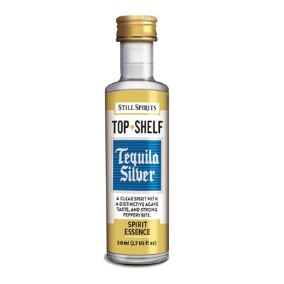 Tequila Silver Essence