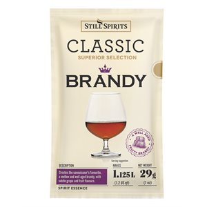 still spirits classic brandy sachet
