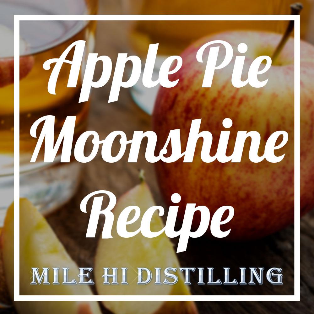 Apple Pie Moonshine Recipe featured image