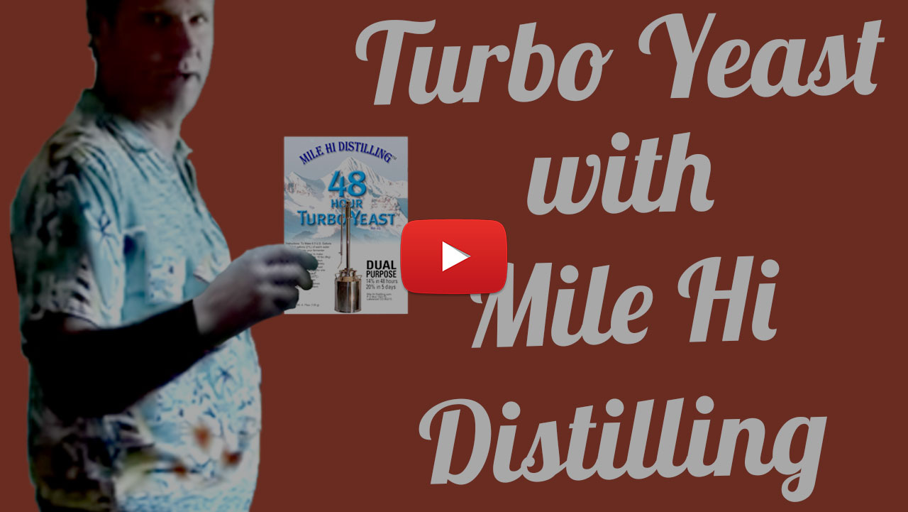 48-Hour Turbo Yeast with Mile Hi Distilling
