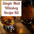 single malt whisky recipe kit